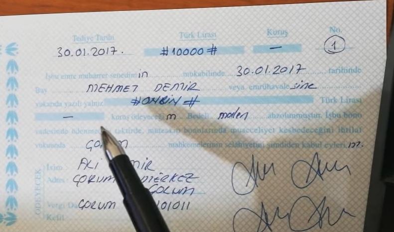 Senetle Kredi Nasıl çekilir Akbank Kredi