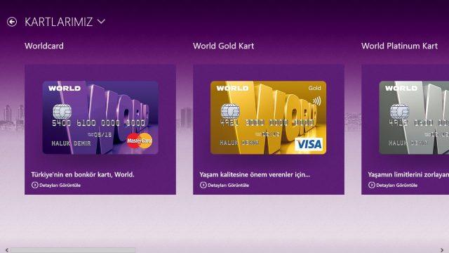 Yapı Kredi World Kart Başvurusu Nasıl Yapılır?